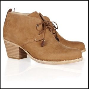 Rag N Bone Leighton Boots Size 6